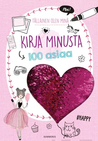 Kirja Minusta - 100 Asiaa