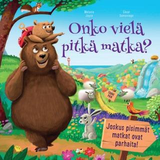 Onko Vielä Pitkä Matka?