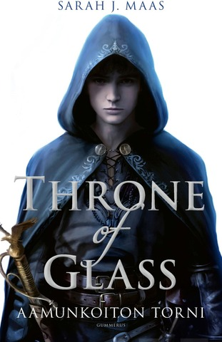 Maas, Throne Of Glass - Aamunkoiton Torni