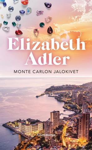Adler, Elizabeth: Monte Carlon jalokivet pokkari
