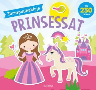 Prinsessat - Tarrapuuhakirja