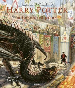 Rowling, Harry Potter Ja Liekehtivä Pika