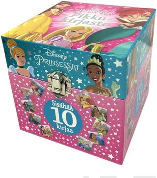 Disney Prinsessat Pikkukirjasto