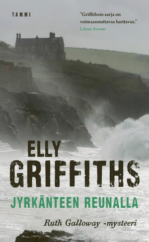 Griffiths, Elly: Jyrkänteen reunalla pokkari