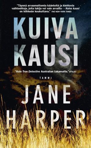 Harper, Jane: Kuiva Kausi Pokkari
