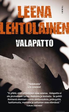 Lehtolainen, Leena: Valapatto pokkari