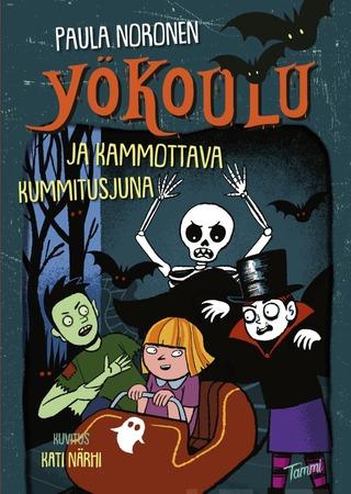 Yökoulu Ja Kammottava Kummitusjuna
