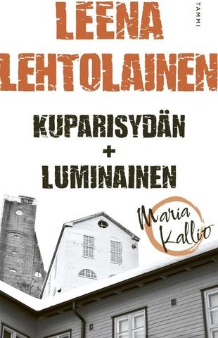 Lehtolainen, Leena: Tuplapokkari (Maria Kallio 3 Ja 4) Pokkari