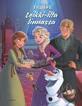 Frozen 2 Leikki-Ilta Linnassa