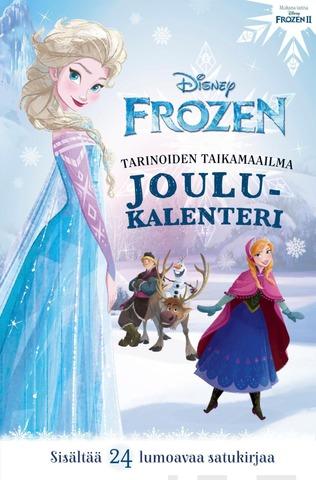 Frozen-Joulukalenteri. Tarinoiden Taikamaailma.