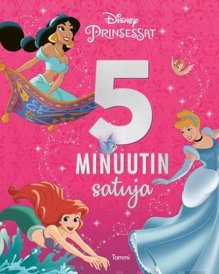 Disney Prinsessat. 5 Minuutin Satuja