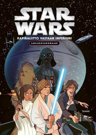 Star Wars Sarjakuvaromaani