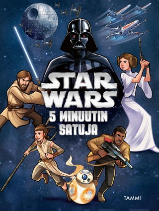 Star Wars 5 Minuutin Satuja
