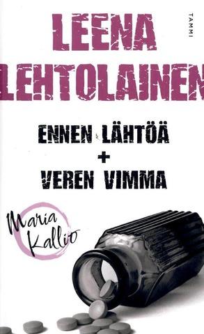 Lehtolainen, Leena: Ennen