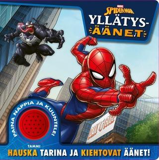 Spider-Man - Yllätysäänet