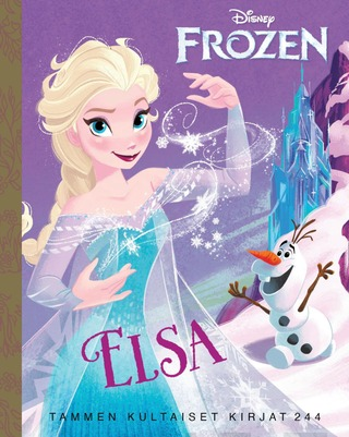 Frozen. Elsa. Tkk 244
