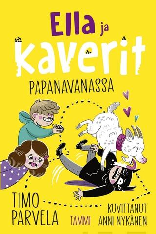 Ella Ja Kaverit Papanavanassa