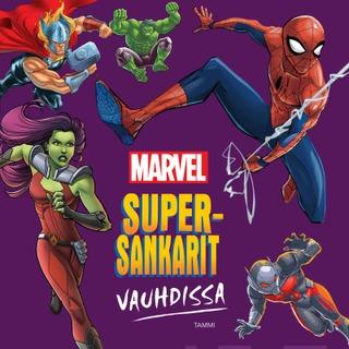 Marvel. Supersankarit Vauhdissa