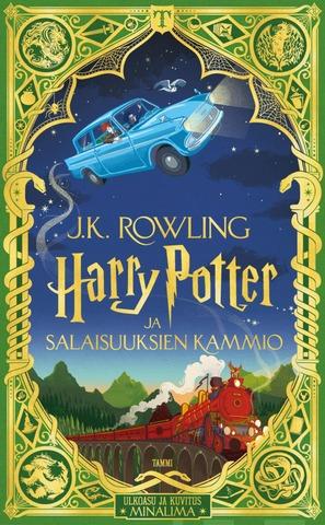 Rowling, Harry Potter Ja Salaisuuksien Kammio (Juhlalaitos)