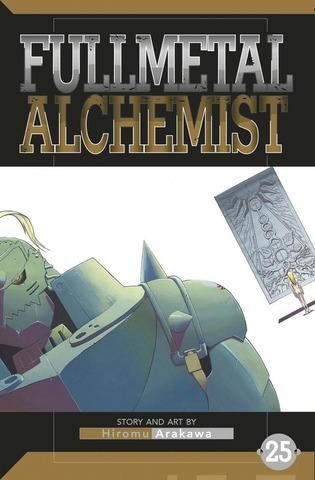 Fullmetal Alchemist -Sarj