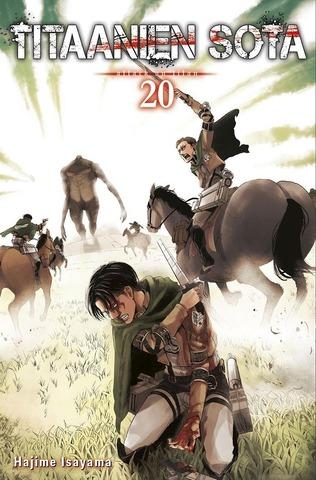 Titaanien Sota 20