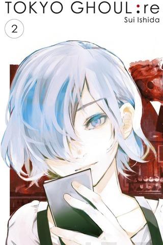 Tokyo Ghoul:re 2