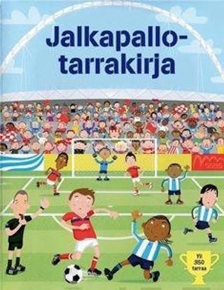 Jalkapallo-tarrakirja