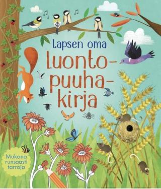 Lapsen Oma Luontopuuhakirja