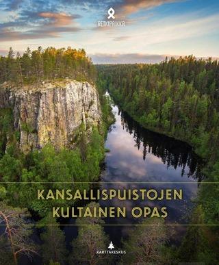 Kansallispuistojen Kultainen Opas (Jonna Saari Toim.)