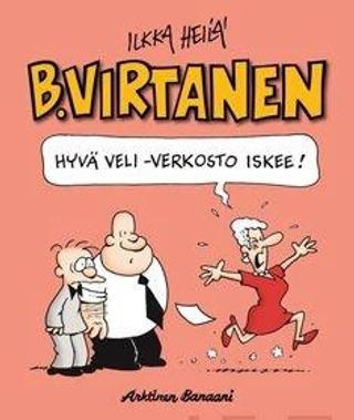 B. Virtanen 18 - Hyvä Veli -Verkosto Iskee!