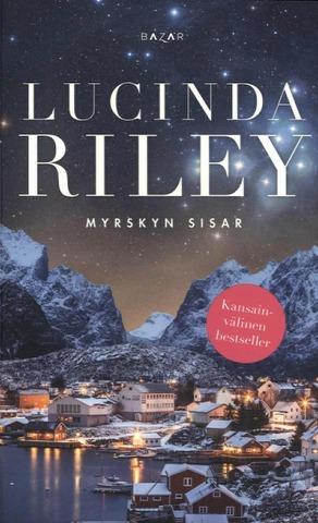 Riley, Lucinda: Myrskyn sisar Pokkari