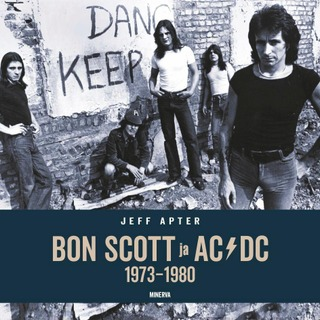 Bon Scott Ja Ac/Dc 1973-1980