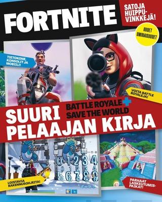 Fortnite - Suuri Pelaajan Kirja