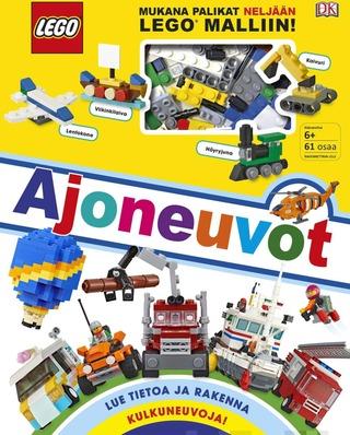Dk, Lego-Ajoneuvot