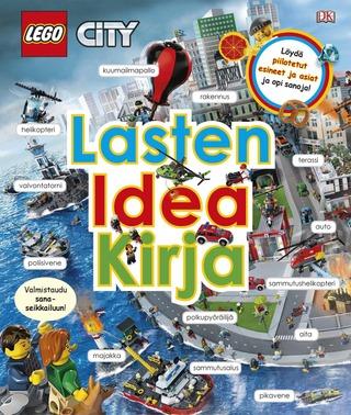 Stewart, Lego City - Ideakirja