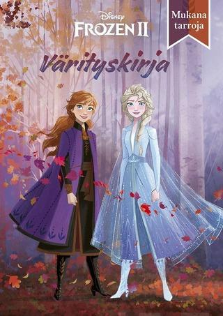 Disney Frozen 2 Värityskirja
