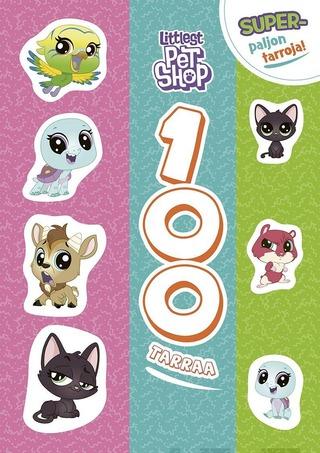 Littlest Pet Shop Puuhakirja 100 Tarraa