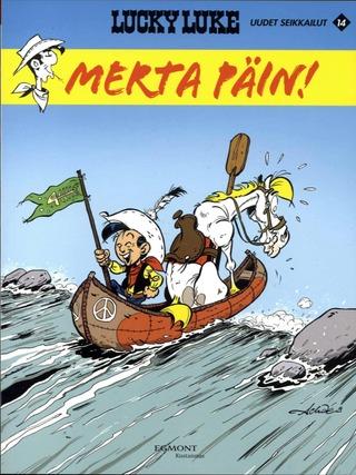 Lucky Luke Kirja