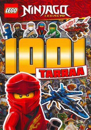 Lego Ninjago 1001 tarraa puuhakirja