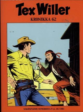 Tex Willer Kronikka kirja