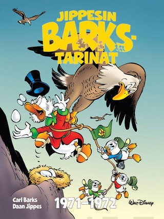 Jippesin Barks-Tarinat 1971-1972
