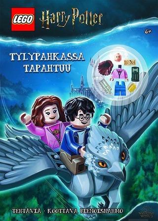 Lego Harry Potter Puuhakirja Lelulla