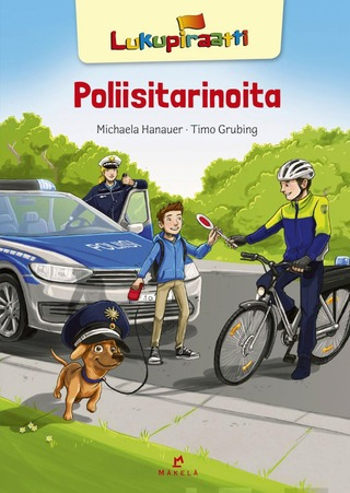 Poliisitarinoita (Pienaakkoset)