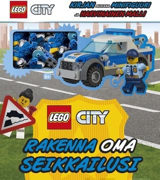 Lego City - Rakenna Oma Seikkailusi