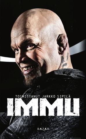 Jarkko Sipilä (toim.): Immu pokkari
