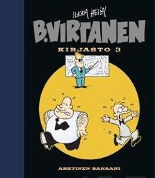 B. Virtanen Kirjasto 3