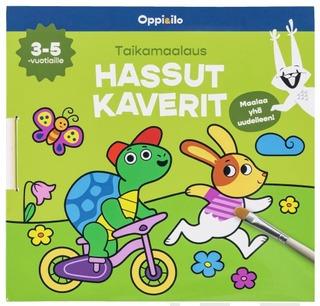 Taikamaalaus Hassut Kaverit 3-5 V