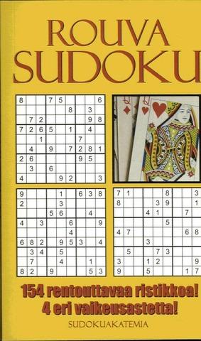 Sudoku Akatemia -Pokkari Kirja