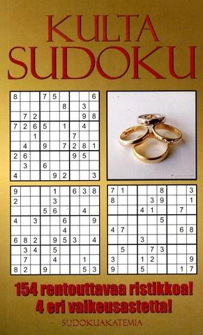 Sudoku Akatemia Pokkari