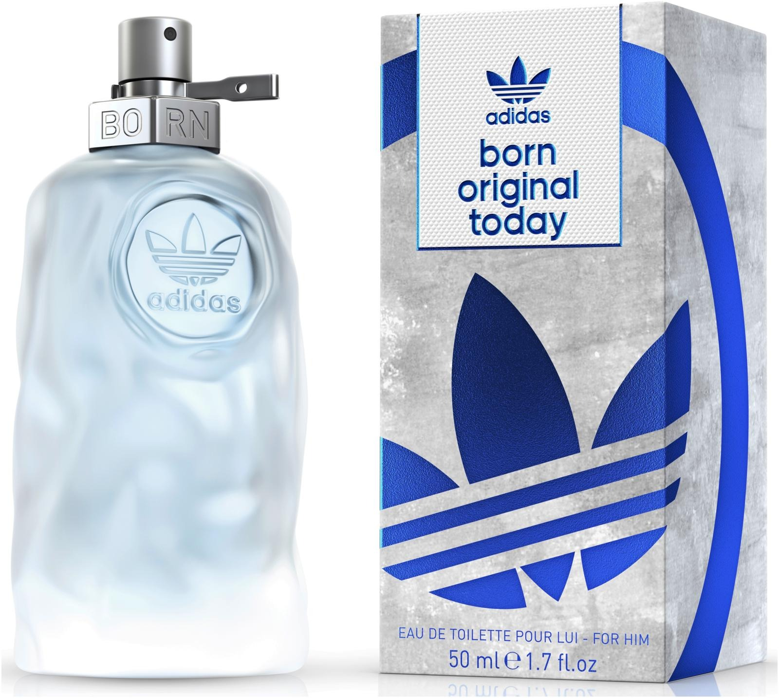 Adidas Originals Born Original Today for Men EdT tuoksu 50 ml